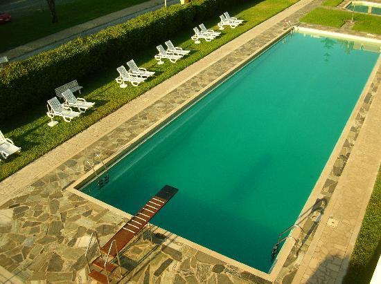 Hotel do Parque: piscina