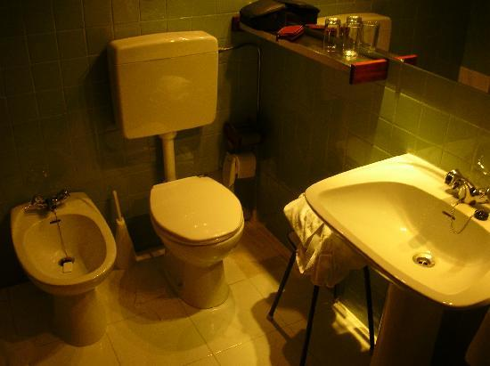 Hotel do Parque: bagno