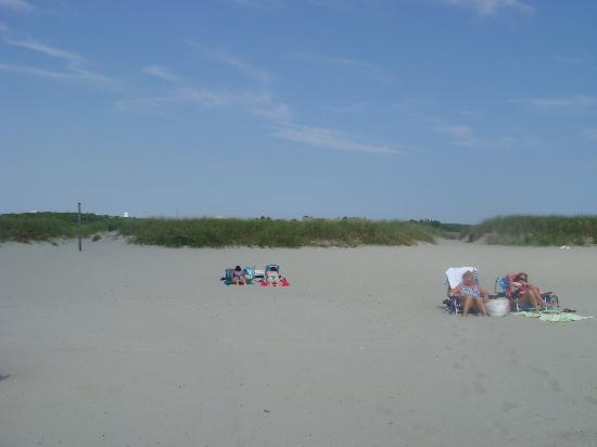 Gloucester, Массачусетс: The Dunes