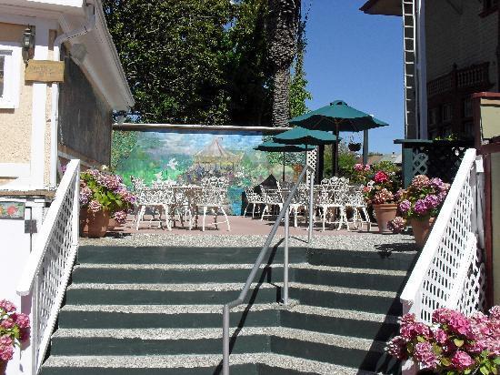 玫瑰花園飯店照片
