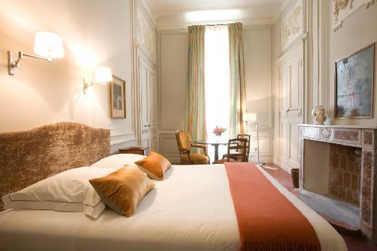 Chateau de Roussan: Nos chambres