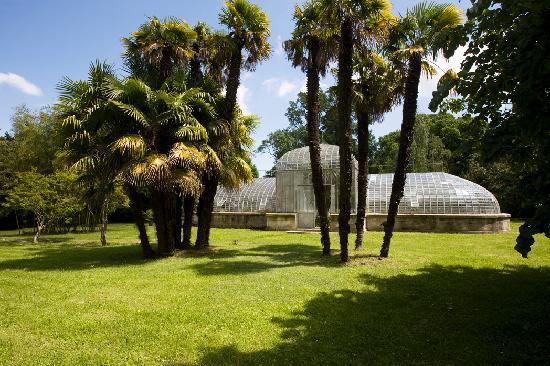 Chateau de Roussan: le jardin