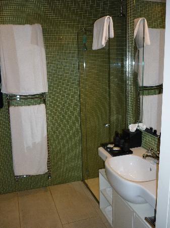 Palazzo Ai Capitani Hotel: The bathroom