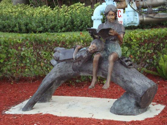 Cute Wrought Iron Statues Picture Of Homewood Suites By