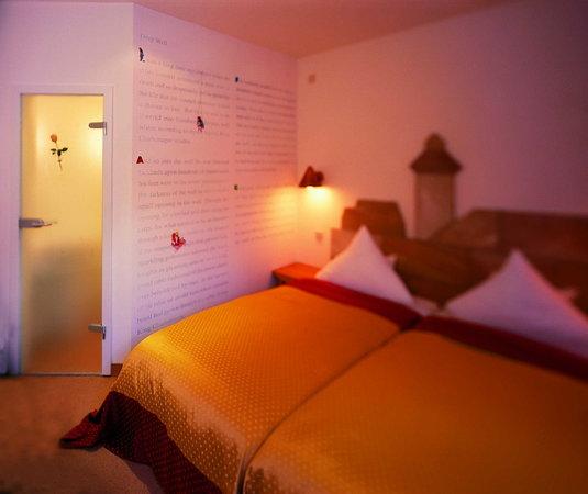 Hotel Drei Raben: Mythenzimmer / Mythroom