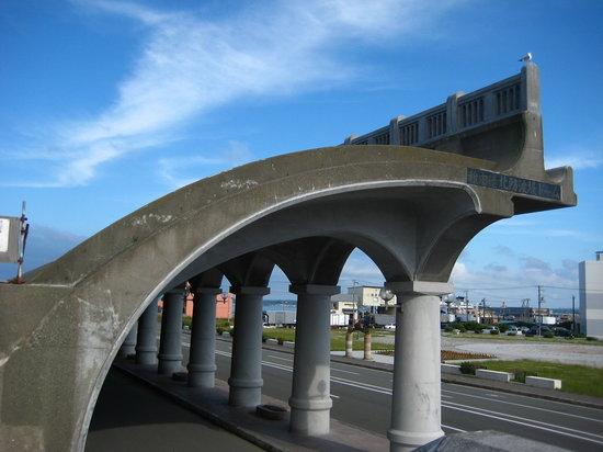 稚内港北防波堤ドーム
