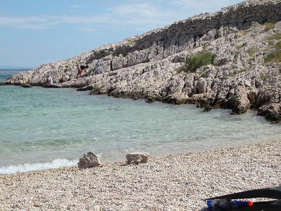 Island of Pag, Kroatien: ruzica