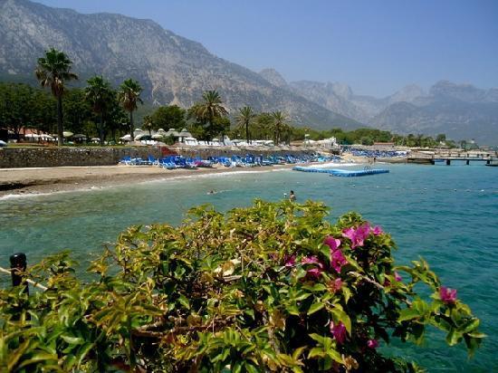Club Salima: Villaggio e mare