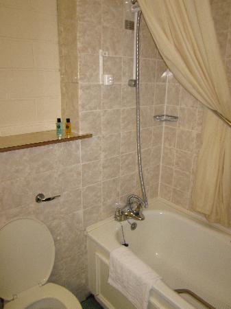 Peterhead, UK: Il bagno