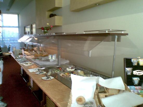 Hotel Apis : scelta colazione