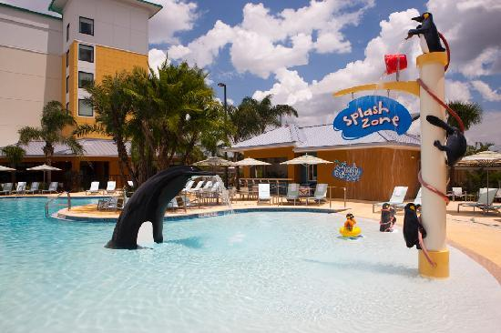 SpringHill Suites by Marriott Orlando at SeaWorld: SpringHill Suites Orlando at Seaworld Pool