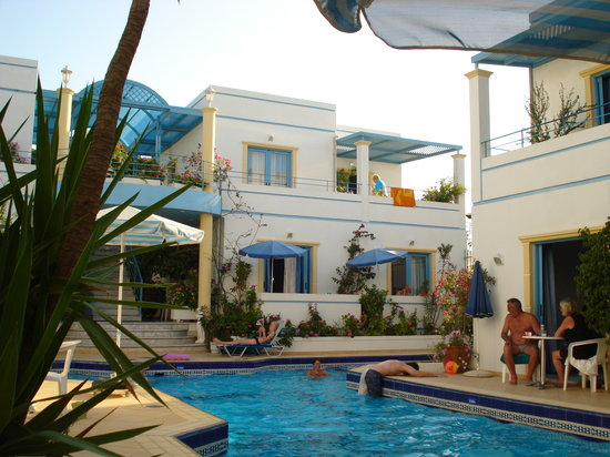 Daratsos, Greece: The Hotel