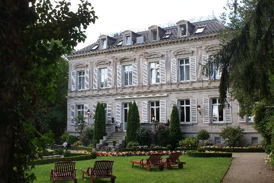 Hotel Belle Epoque: HOTEL