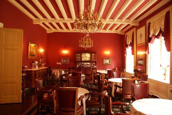 Hotel Belle Epoque: SALA COLAZIONE