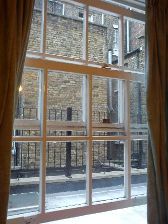 Belgrove Hotel: room with a view - not