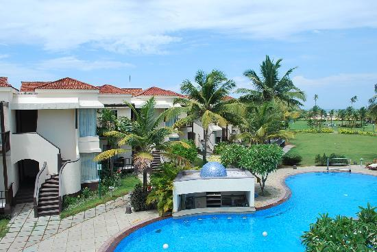 Royal Orchid Beach Resort Spa Goa The Pool