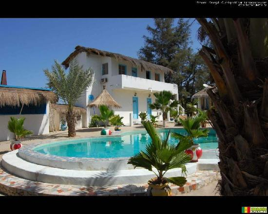 Hotel Coeur Senegal : Vacances soleil piscine plage