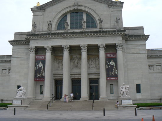 ‪Saint Louis Art Museum‬