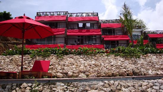 Decameron Baru: habitaciones con vista al mar