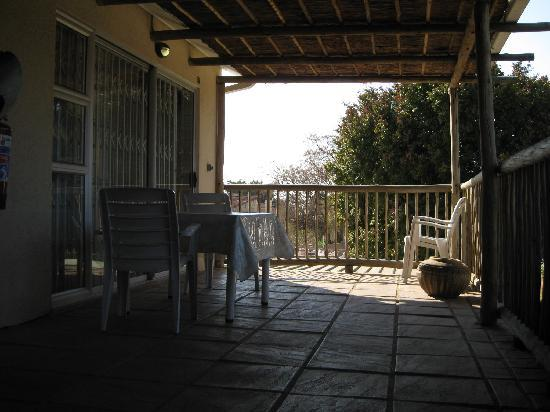 Kempton Park, South Africa: patio