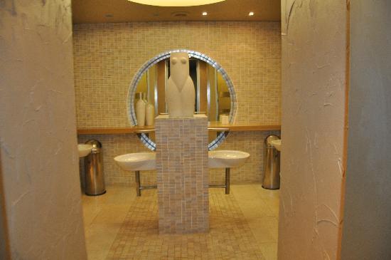 Centro Vacanze Poker: toilette bar