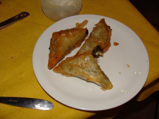 Maro's Taverna: Spinach pie