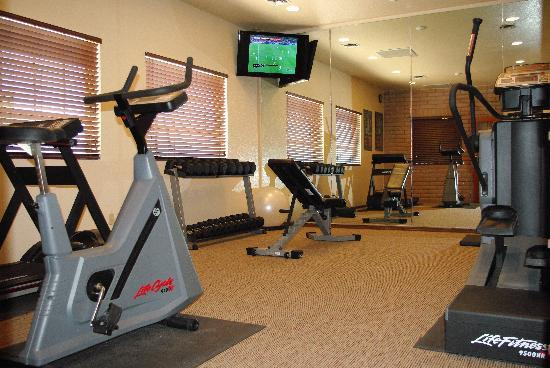 Sierra Suites: Expanded fitness room
