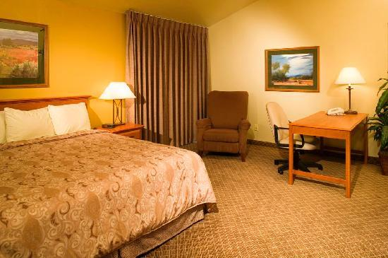Sierra Suites: Executive King Room with Plenty of space