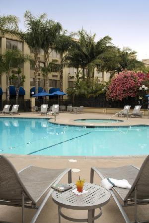 Holiday Inn Buena Park Hotel & Conference  Center: Largest pool in the area