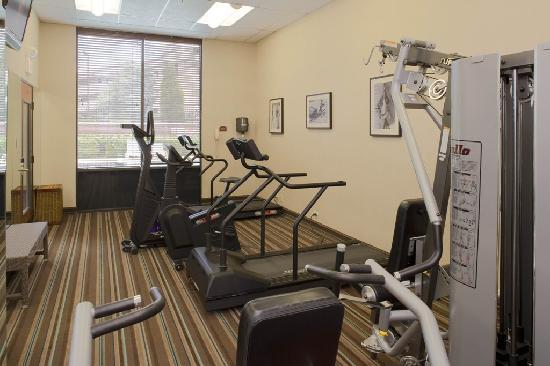 Holiday Inn Denver Lakewood: Updated Fitness Center