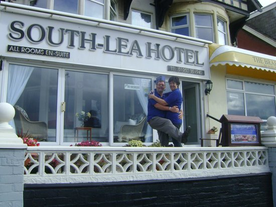 The South Lea Hotel : Great Hosts