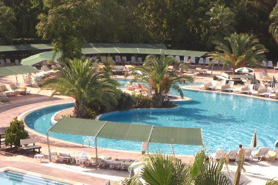 Club Hotel Turan Prince World: aquapark