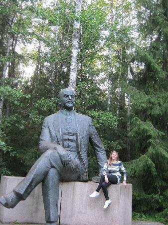Stalin World / Grutas Park: Lenin
