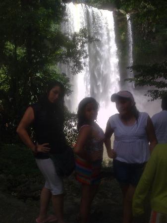 Cascada Misol Ha. Selva Lacandona. Chiapas. México