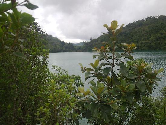 Comitan, México: Lagos de Montebello. Chiapas. México