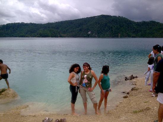 Parque Nacional Lagunas de Montebello: Lagos de Montebello. Chiapas. México