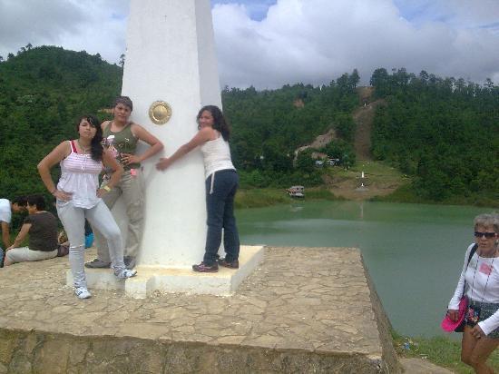 Comitan, Mexico: Lagos de Montebello. Frontera Guatemala - México