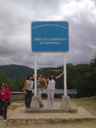 Comitan, Mexiko: Lagos de Montebello. Frontera Guatemala - México