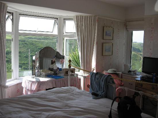 Halftides : Our room