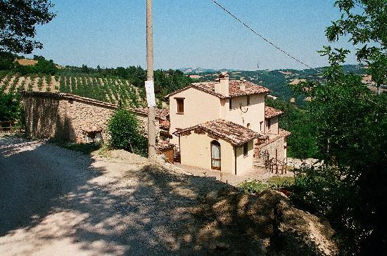 First view of Country House Ca' Vernaccia