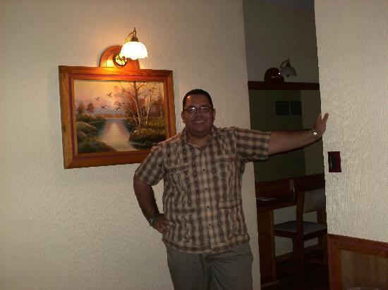 Hotel Gillow: en el hotel