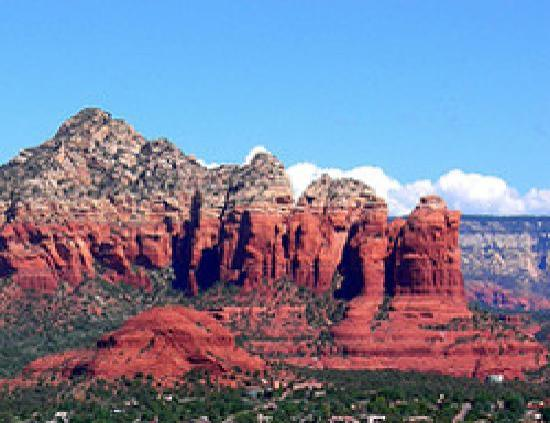 Arizona Scenic Tours - Day Tours: Sedona Red Rock Country