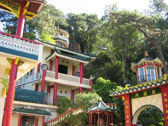 Baguio, Philippines : Bell Church 3