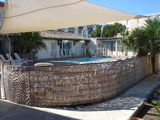 Hotel Amerique : piscine