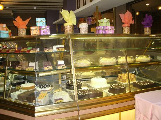 Aristocrat Restaurant: The Bakery which looked nice