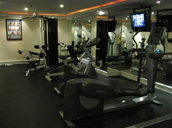 Good size gym for hotel this size picture of hotel gran mahakam