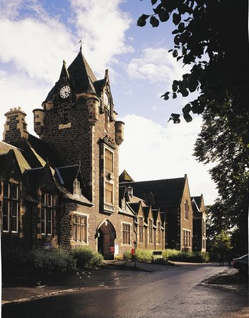 The Stirling Highland Hotel: The Clock Tower