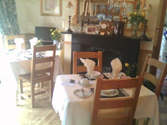 Villa Claudia: la sala colazioni