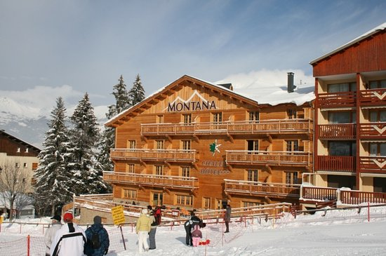 Photo of Montana Chalet Hotel Le Sauze