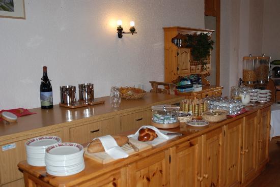 Hotel La Tour d'Ai: Desayunos